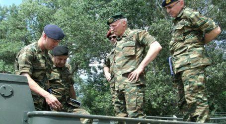 Επίσκεψη Γενικού Επιθεωρητή Στρατού στη νήσο Ρόδο