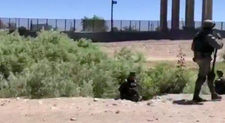 Δυνάμεις της Εθνοφρουράς αναπτύχθηκαν και στα βόρεια σύνορα της χώρας