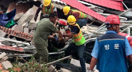Στους 17 οι νεκροί από την κατάρρευση ενός υπό κατασκευή κτιρίου