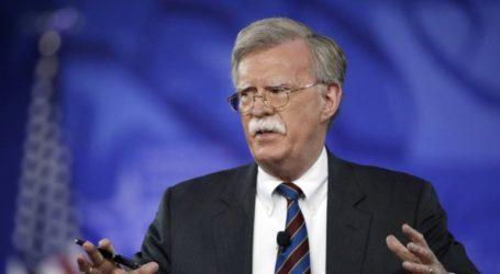 Τζον Μπόλτον:«Μην εκλαμβάνετε τη σύνεση των ΗΠΑ ως αδυναμία»