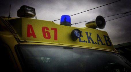 Δυστύχημα με θύμα ένα δεκάχρονο αγόρι