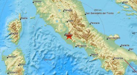 Σεισμός 3,7R στη Ρώμη