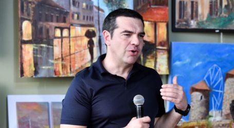 Ομιλία Τσίπρα το απόγευμα στην Κεντρική Λαχαναγορά Αθηνών