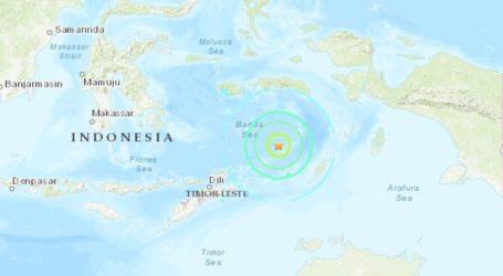 Ισχυρή σεισμική δόνηση 7,1-7,2 βαθμών στα νησιά Τανιμπάρ