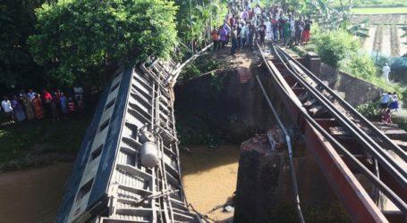 Τέσσερις νεκροί και 100 τραυματίες από τον εκτροχιασμό τρένου