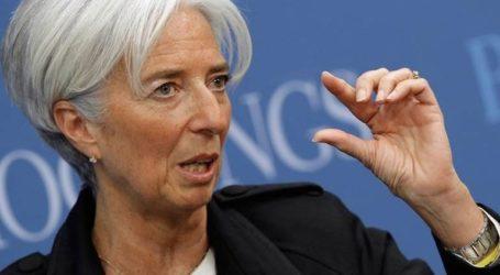 """""""Οι εντάσεις στο εμπόριο δεν θα ωφελήσουν κανένα"""", δηλώνει η Κ. Λαγκάρντ"""