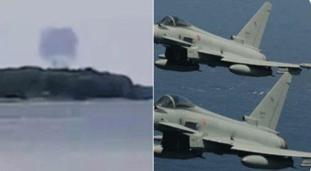Συντριβή δύο μαχητικών Eurofighter στη Γερμανία