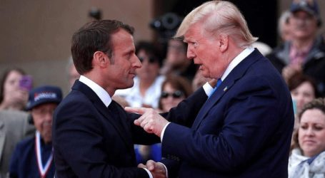 Μακρόν και Τραμπ θα συζητήσουν το θέμα του Ιράν στο περιθώριο της Συνόδου των G20
