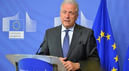 Η μείωση των αιτήσεων ασύλου στην Ε.Ε. είναι αποτέλεσμα των κοινών προσπαθειών της Ε.Ε.