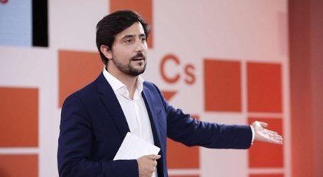 Παραιτήθηκε υψηλόβαθμο στέλεχος του φιλελεύθερου κόμματος Ciudadanos