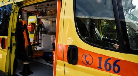 Τροχαίο με τέσσερις τραυματίες στην Κρήτη