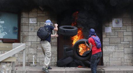 Στρατονόμοι άνοιξαν πυρ εναντίον φοιτητών στην Ονδούρα
