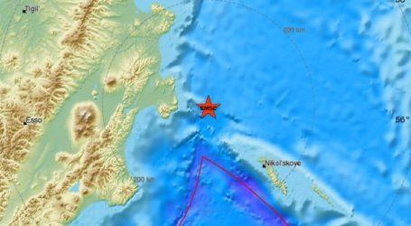 Σεισμός 6,3R στη ρωσική Komandorskiye Ostrova