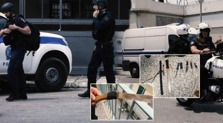Το οπλοστάσιο των κρατουμένων στον Κορυδαλλό