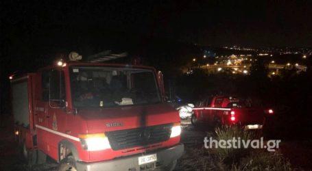 Υπό έλεγχο η πυρκαγιά στο δάσος του Σέιχ Σου