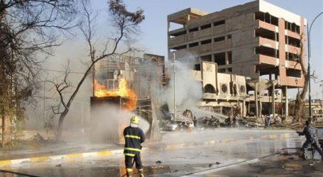 Τέσσερις αστυνομικοί σκοτώθηκαν σε έκρηξη βόμβας νότια της Κιρκούκ