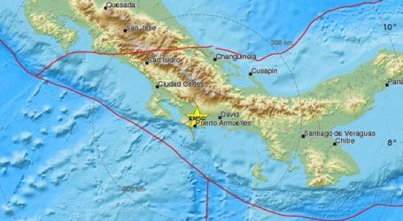 Σεισμός 6,3R στην Κόστα Ρίκα, στα σύνορα με Παναμά