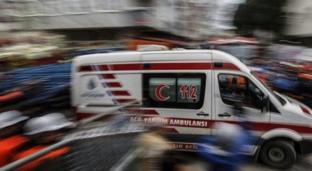 Τουλάχιστον δέκα μετανάστες σκοτώθηκαν σε τροχαίο