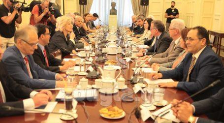 Συνεδριάζει το Εθνικό Συμβούλιο Εξωτερικής Πολιτικής λόγω… ΑΟΖ