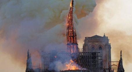 Την πιθανότητα να οφείλεται σε αμέλεια η πυρκαγιά στην Παναγία των Παρισίων εξετάζουν οι εισαγγελικές αρχές της Γαλλίας