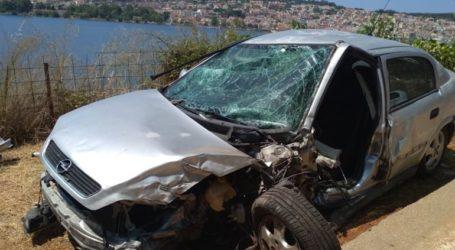 Tροχαίο δυστύχημα με θύμα έναν 71χρονο στην Κεφαλονιά