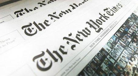 Οι Νew York Timesπαραδέχονται ότι ενημερώνουν τις αρχές πριν από δημοσιεύσεις