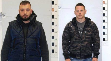 Αυτά είναι τα δύο μέλη της σπείρας που έκλεβε εξαρτήματα από οχήματα στα νότια προάστια