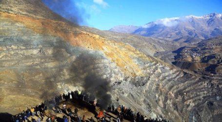Τουλάχιστον 36 εργάτες σκοτώθηκαν από κατάρρευση ορυχείου