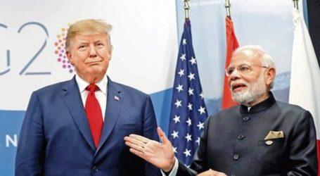 Θα συζητήσω με τον πρωθυπουργό της Ινδίας ζητήματα που άπτονται του εμπορίου