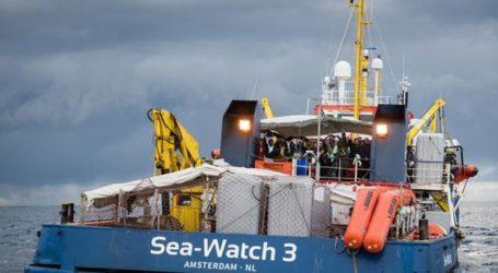 Συγκεντρώθηκαν 220.000 ευρώ για τα πρόστιμα στο Sea Watch 3