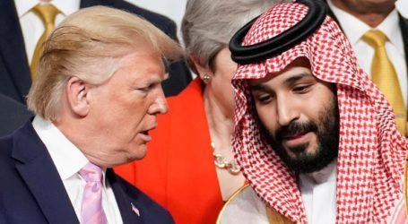 Ο Τραμπ επαινεί τον Σαουδάραβα πρίγκιπα διάδοχο Μπιν Σαλμάν