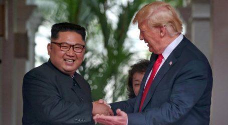 «Πολύ ενδιαφέρουσα η πρόταση Τραμπ για συνάντηση με τον Κιμ Γιόνγκ Ουν στην αποστρατιωτικοποιημένη ζώνη»