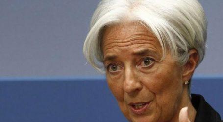 Η Λαγκάρντ καλεί τα μέλη της G20 να μειώσουν τους δασμούς και τα υπόλοιπα εμπόδια στο εμπόριο