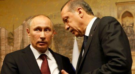 Ο Πούτιν πρότεινε στον Ερντογάν την ενίσχυση της συνεργασίας στον τομέα των επενδύσεων