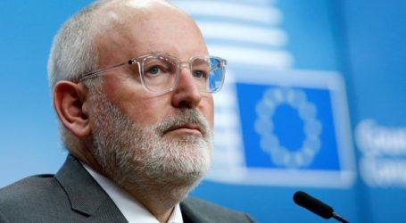 Δημοσίευμα «προκρίνει» τον Τίμερμανς για νέο πρόεδρο της Κομισιόν