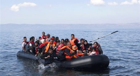 Διάσωση 13 μεταναστών στη Λέσβο