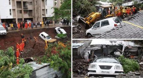 Τουλάχιστον 15 νεκροί από κατάρρευση τοίχου