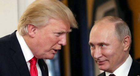 Ο Τραμπ πρότεινε στον Πούτιν την επιτάγχυνση του διαλόγου μεταξύ των δύο χωρών