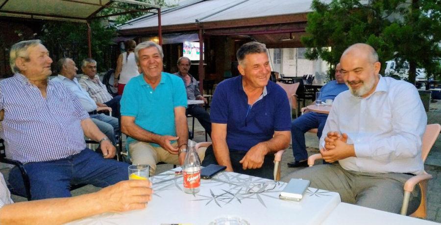 Μπαργιώτας από Φάρσαλα: «Προτεραιότητα η αντιμετώπιση του δημογραφικού»