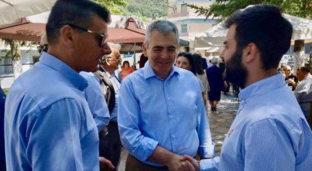 """Χαρακόπουλος σε Λιβάδι και Δολίχη: """"Αυστηροί έλεγχοι για βαφτίσια γάλακτος και φέτας!"""""""