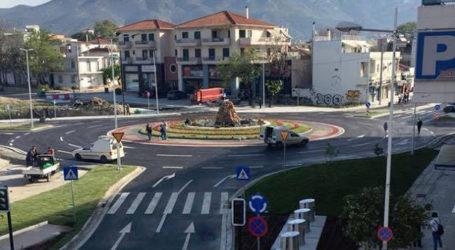 Αστυνομικοί σταμάτησαν επικίνδυνο Βολιώτη οδηγό που έκανε τετακέ στον κυκλικό κόμβο