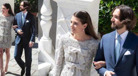 Βασιλικός γάμος στο Μονακό: Παντρεύτηκε η εγγονή της Grace Kelly, Charlotte Casiraghi!