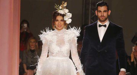 Παντρεύτηκαν η Ελένη Χατζίδου και ο Ετεοκλής Παύλου! Δείτε βίντεο και φωτογραφίες