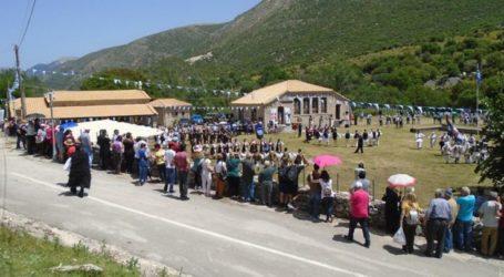 Στις εκδηλώσεις μνήμης και τιμής που έγιναν στο Σούλι της Ηπείρου ο Πατριωτικός Ελληνικός Σύνδεσμος