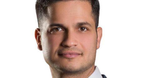 Στην Α' Αθήνας υποψήφιος βουλευτής ο Βολιώτης Σπύρος Καρανικόλας