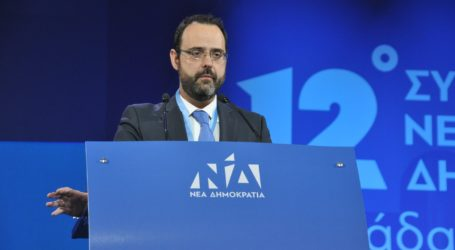 Παρέμβαση Κ. Μαραβέγια για τις ζημιές από τη χαλαζόπτωση στο Πήλιο