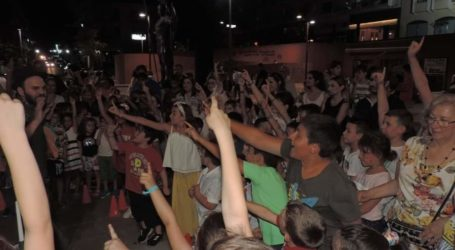 Με μεγάλη επιτυχία πραγματοποιήθηκε η 4η Λευκή Νύχταστα Φάρσαλα (φωτο)