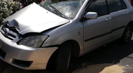Τροχαίο ατύχημα με έναν τραυματία στον Βόλο [εικόνα]