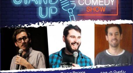 Stand-up comedy στη παραλία του Βόλου στο πλαίσιο της Παγκόσμιας Ημέρας κατά των Ναρκωτικών