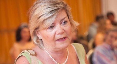 Ελενα Αντωνοπούλου: Αποσύρει το ενδιαφέρον της να μετάσχει στο ψηφοδέλτιο-Επιστολή με σαφείς αιχμές